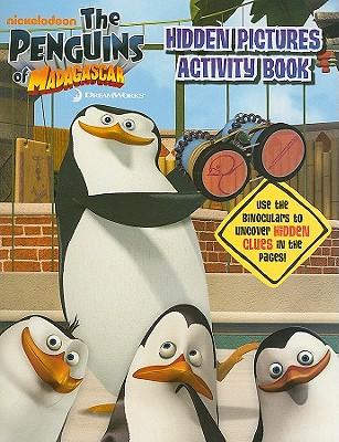 Hidden Pictures Activity Book - Grosset & Dunlap (Creator)