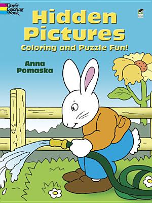 Hidden Pictures Coloring and Puzzle Fun - Pomaska, Anna