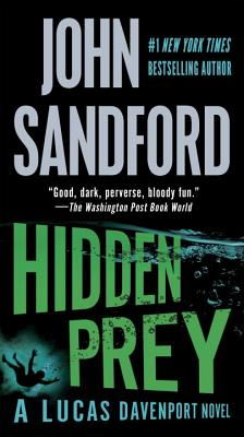 Hidden Prey - Sandford, John