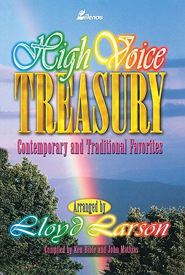 High Voice Treasury - High Voice: Contemporary and Traditional Favorites - Various (Composer)