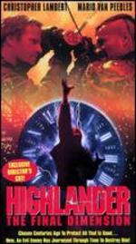 Highlander 3: The Sorcerer [Blu-ray]