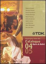 Highlights From the Catalogue 04/05: Opera & Ballet
