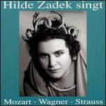 Hilde Zadek singt