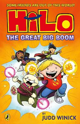 Hilo: The Great Big Boom - Winick, Judd