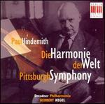 Hindemith: Harmonie der Welt/Pittsburgh Symphony