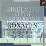 Hindemith: Kleine Kammermusik; Sonaten f?r Bl?ser