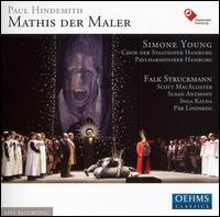 Hindemith: Mathis der Maler - Carsten Wittmoser (vocals); Falk Struckmann (vocals); Harald Stamm (vocals); Ho-yoon Chung (vocals); Inga Kalna (vocals);...