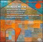 Hindemith: Nobilissima Visione; Mathis der Maler; Metamorphosen