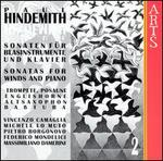 Hindemith: Sonatas for Wind and Piano, Vol. 2