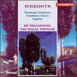 Hindemith: Symphonic Dances/Ragtime/Pittsburg Symphony