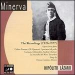 Hipolito Lazaro: The Recordings, 1926-1927