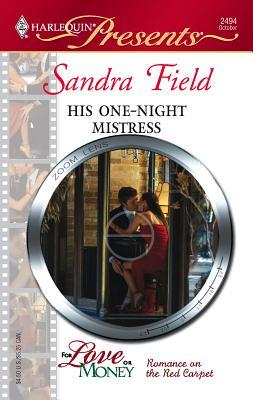 His One-Night Mistress - Field, Sandra