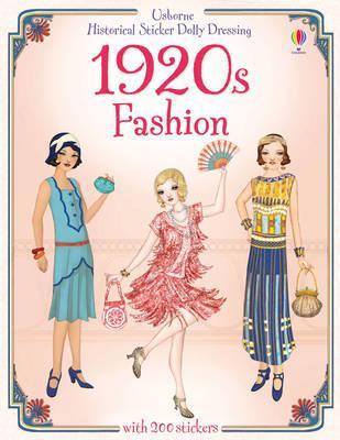Historical Sticker Dolly Dressing: 1920s Fashion - Bone, Emily