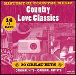 History of Country Music: Country Love Classics