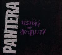 History of Hostility - Pantera