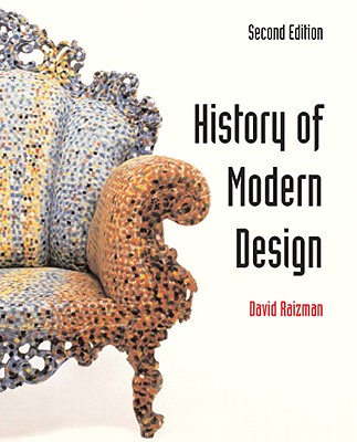 History of Modern Design book by David Raizman 4