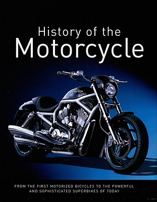 History of the Motorcycle - Brown, Roland