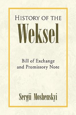 History of the Weksel - Moshenskyi, Sergii