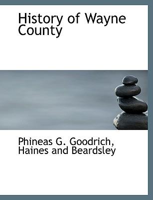 History of Wayne County - Goodrich, Phineas G, and Haines and Beardsley, And Beardsley (Creator)