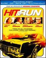 Hit & Run [Includes Digital Copy] [UltraViolet] [Blu-ray] - Dax Shepard