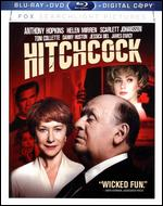 Hitchcock [2 Discs] [Includes Digital Copy] [UltraViolet] [Blu-ray/DVD] - Sacha Gervasi
