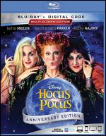 Hocus Pocus [25th Anniversary Edition] [Includes Digital Copy] [Blu-ray] - Kenny Ortega