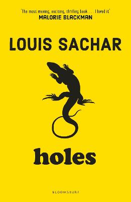 holes by louis sachar Stanley yelnats is under a curse a curse that began with his no-good-dirty-rotten-pig-stealing-great-great-grandfather and has since followed generations of yelnatses.