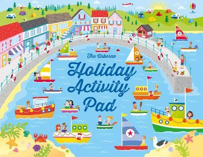 Holiday Activity Pad - Robson, Kirsteen