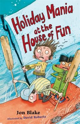 Holiday Mania at the House of Fun - Blake, Jon