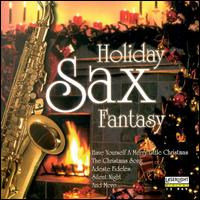 Holiday Sax Fantasy - Various Artists