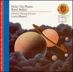 Holst: The Planets; Ravel: Boléro