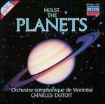 Holst: The Planets - Choeur de l'Orchestre Symphonique de Montréal (choir, chorus); Orchestre Symphonique de Montréal; Charles Dutoit (conductor)