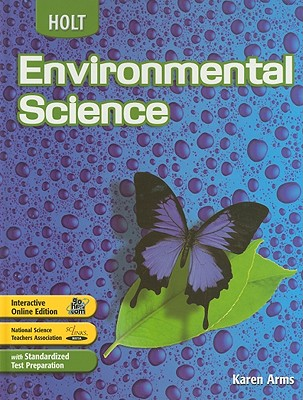 holt environmental science book by karen arms 3 available editions alibris books. Black Bedroom Furniture Sets. Home Design Ideas