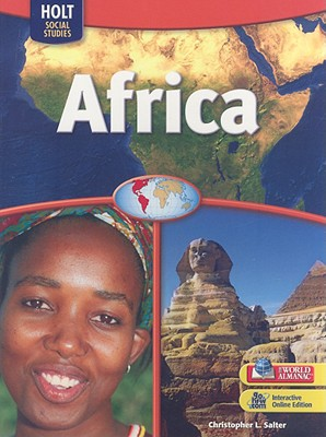 Holt Social Studies: Africa book | 0 available edition | Waterstones marketplace Books - 9780030995064_l