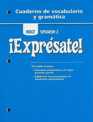 holt spanish 2 vocabulario y gramatica answers