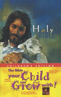 Holy Bible, Children's New Living Translation - Tyndale House Publishers