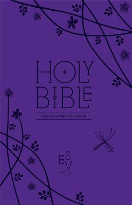 Holy Bible: English Standard Version (ESV) Anglicised Purple Compact Gift edition with zip - Collins Anglicised ESV Bibles