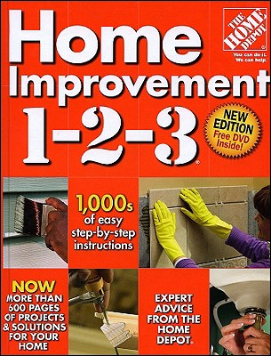 Home Improvement 1-2-3 - Better Homes & Gardens