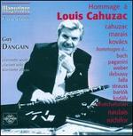 Hommage � Louis Cahuzac
