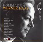 Hommage � Werner Haas