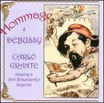 Hommage ? Debussy