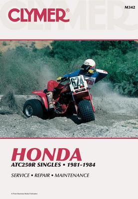 Honda Atc250r Singles 81-84 - Penton