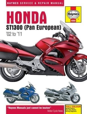 Honda ST1300 Pan European: (02 - 11) - Coombs, Matthew