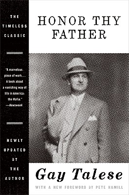 Honor Thy Father - Talese, Gay, Professor