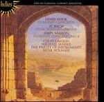 Hook: Clarinet Concerto; JC Bach: Concerted Symphony; Mahon: Clarinet Concerto No. 2