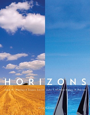 Horizons - Manley, Joan H, and Smith, Stuart, and McMinn-Reyna, John T