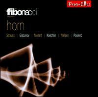 Horn - Emily White (trombone); Fibonacci Sequence (chamber ensemble); Jack Liebeck (violin); Kathron Sturrock (piano);...