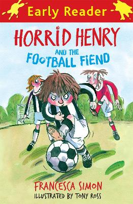 Horrid Henry and the Football Fiend - Simon, Francesca, and Richardson, Miranda (Read by)