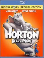 Horton Hears a Who [Blu-ray] - Jimmy Hayward; Steve Martino