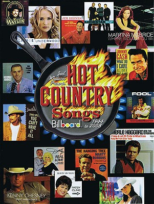 Hot Country Songs 1944 to 2008 - Whitburn, Joel (Editor)